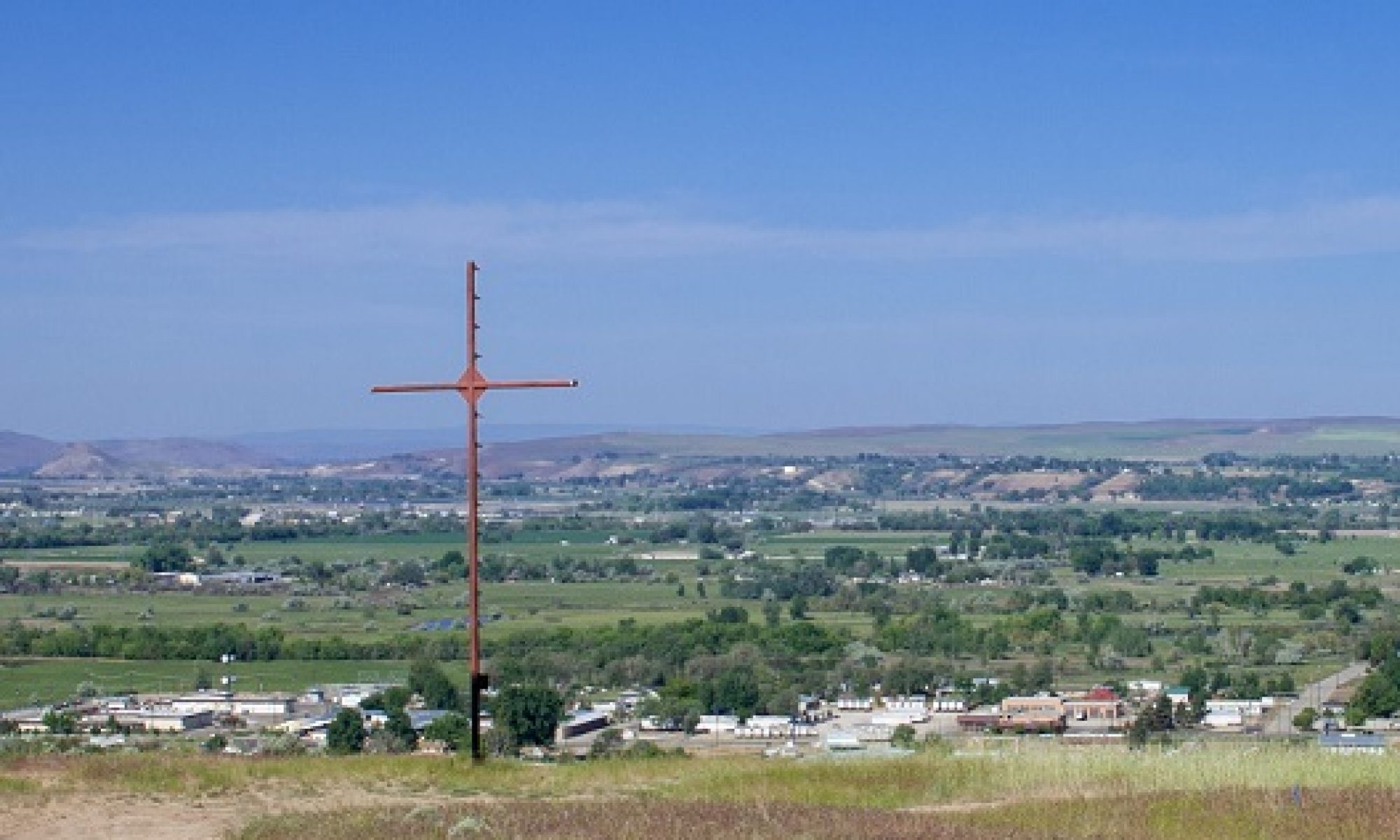 Claypeak Cross